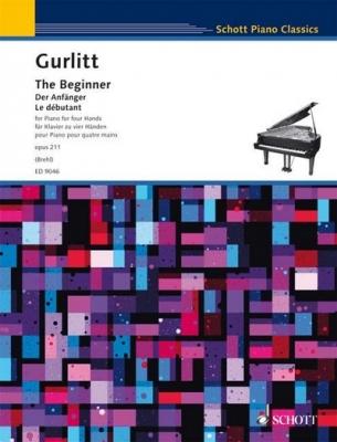 Gurlitt Cornelius : The Beginner op. 211