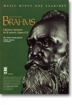 Klarinettenquintett B-Moll Op. 115
