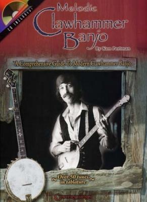 Melodic Clawhammer Banjo Tab Cd