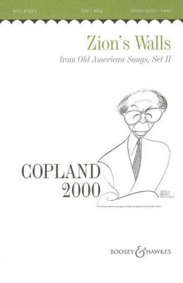 Copland Aaron : Old American Songs II