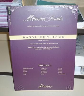 Méthodes Et Traités - Vol.1 - France 1600 - 1800