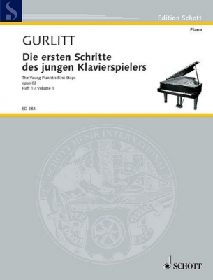 Gurlitt Cornelius : The Young Pianist's First Steps op. 82 Vol. 1