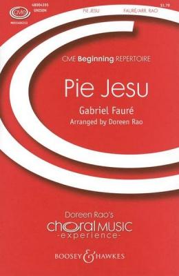 Fauré Gabriel : Pie Jesu