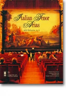 Italian Tenor Arias With Orchestra Vol2