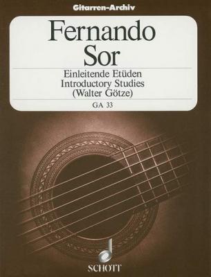 Einleitende Etüden Op. 60