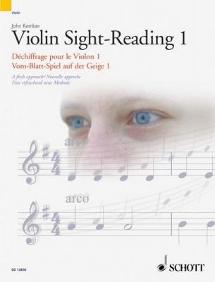 Kember John / Smith Roger : Violin Sight-Reading 1 Vol. 1