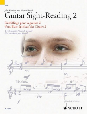 Guitar Sight-Reading Vol.2