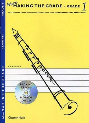 More Making The Grade 1 Clarinet Cd