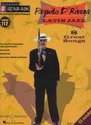 D'Rivera Paquito : Latin Jazz JPA112