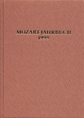 Mozart-Jahrbuch 1999