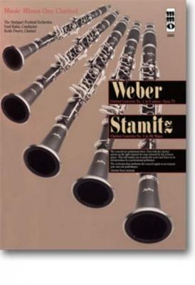 Klarinetten-Konzert Nr. 1 F-Moll B Stamitz, Carl B - Klarinetten-Konzert Nr. 3 B-Dur Op. 73