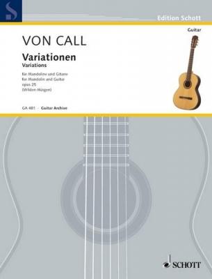 Variations Op. 25