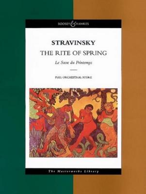 Stravinsky Igor : The Rite of Spring