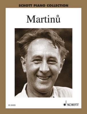 Martinu Bohuslav : Selected Piano Works