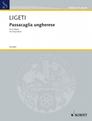 Ligeti Gyorgy : Passacaglia ungherese