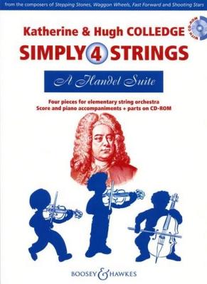 Colledge Hugh / Colledge Katherine : A Handel Suite