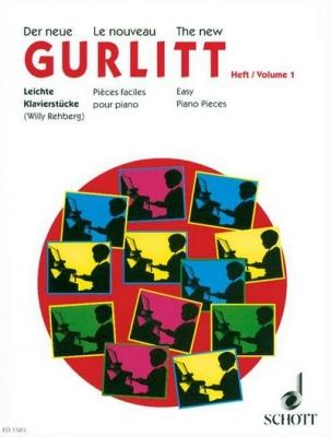 Gurlitt Cornelius : The new Gurlitt Heft 1