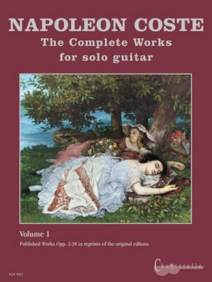 Complete Solo Guitar Works Vol.1
