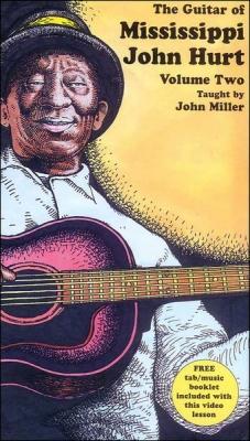 Dvd Mississippi John Hurt Guitar Of Vol.2
