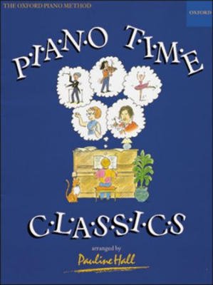 Hall Pauline : Piano Time Classics