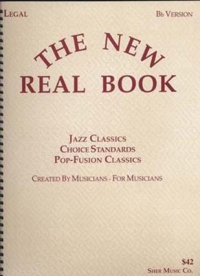 New Real Book Vol 1 Bb