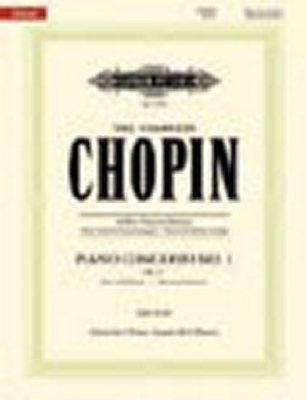 Chopin Frederic : Piano Concerto #1, Op.11