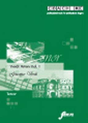 Verdi Giuseppe : Verdi Arias Vol.1 (x1 CD)