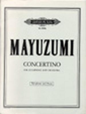 Mayuzumi Toshiro : Concertino for Xylophone and Orchestra.