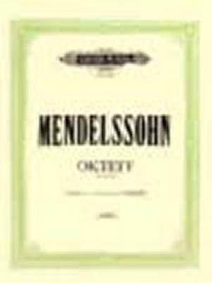 Mendelssohn-Bartholdy Felix : Octet in E flat Op.20