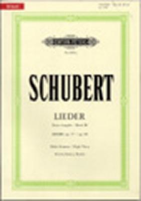 Schubert Franz : Songs Vol.3: 46 Songs