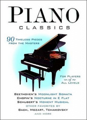 Piano Classics 90 Timeless Pieces From The Masters