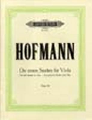 Hofmann Richard : First Studies Op.86