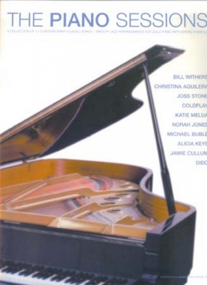 Piano Sessions 12 Contemporary Classic Songs