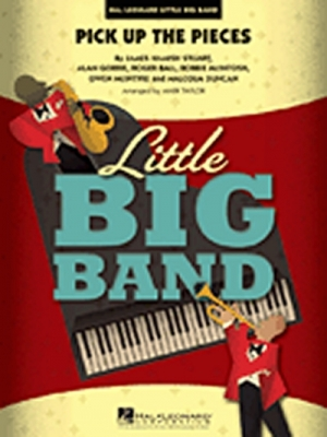Pick Up The Pieces Hal Leonard Little Big Band