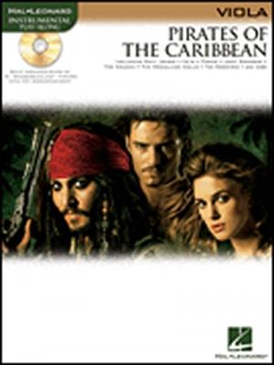 Pirates Of The Caribbean Viola Cd