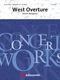André Waignein: West Overture: Concert Band: Score