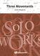 André Waignein: Three Movements: Concert Band: Score & Parts