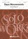 André Waignein: Deux Mouvements: Concert Band: Score & Parts