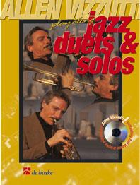 Fons van Gorp: Play Along Jazz Duets & Solos: Trumpet: Instrumental Work