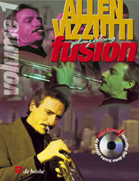 Allen Vizzutti Erik Veldkamp: Play Along Fusion 1: Trumpet: Instrumental Work