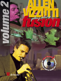 Allen Vizzutti Erik Veldkamp: Play Along Fusion 2: Trumpet: Instrumental Work