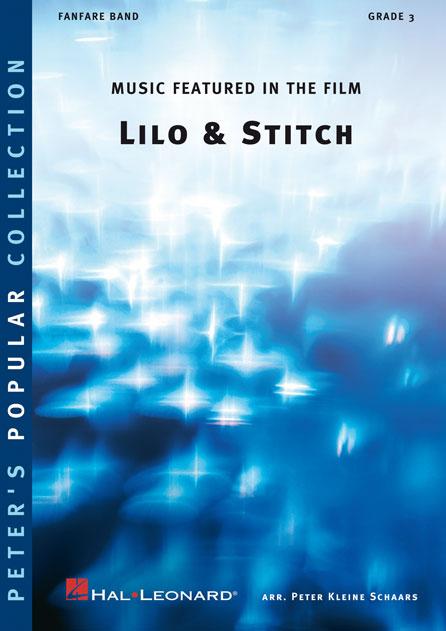 Music featured in the Film Lilo & Stitch: Fanfare Band: Score & Parts