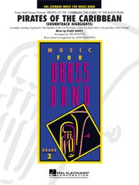 Klaus Badelt: Pirates of the Caribbean: Brass Band: Score