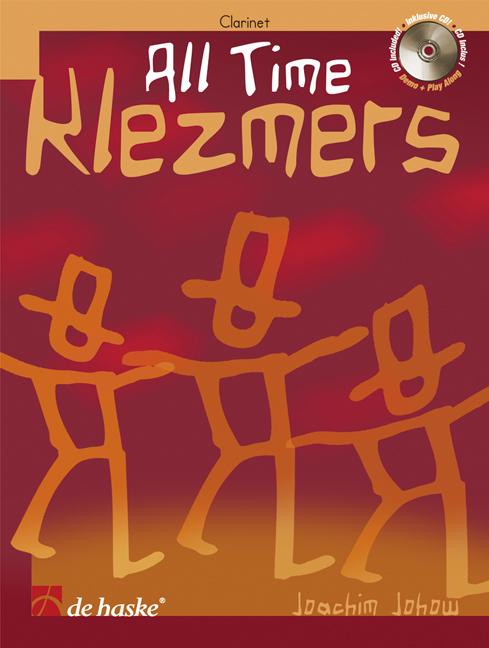 Joachim Johow: All Time Klezmers: Clarinet: Instrumental Album