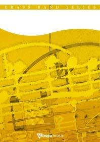 Bertrand Moren: Tuba Gospel: Brass Band and Solo: Score
