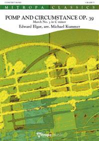 Edward Elgar: Pomp and Circumstance Op. 39: Concert Band: Score & Parts
