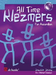 Joachim Johow: All Time Klezmers: Accordion: Instrumental Album