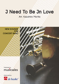 John Bettis A. Hammond Richard Carpenter: I Need To Be In Love: Concert Band:
