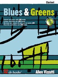 Allen Vizzutti: Blues & Greens: Clarinet: Instrumental Work