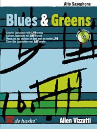 Allen Vizzutti: Blues & Greens: Alto Saxophone: Instrumental Work
